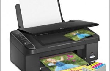 New Inkjet and Laser Toner Printer with Compatible ink Cartridges