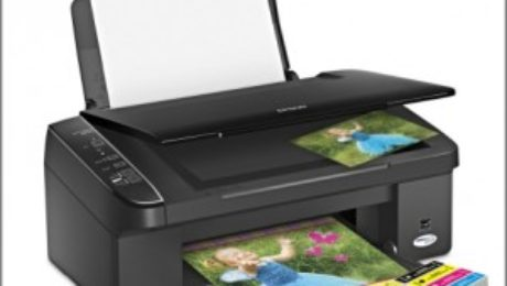 New Inkjet and Laser Toner Printer with Compatible ink Cartridges
