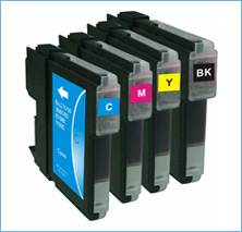 Remanufactured and Compatible Ink Cartridges