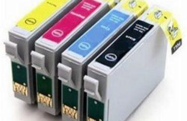 Epson Stylus T1285 Compatible Ink Cartridges