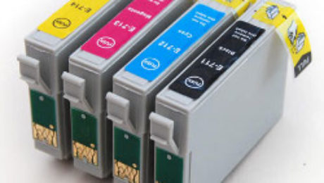 Discounted Printer Ink Cartridges in Ireland