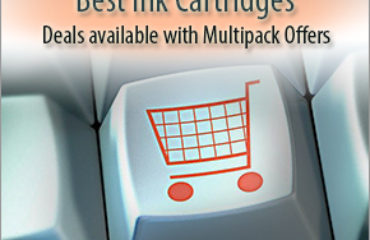 Best Ink Cartridges Deals available with Multipack Offers