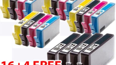HP Ink Cartridge Multipacks