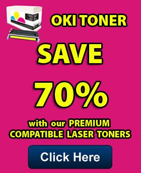 OKI Toner Ink Cartridges