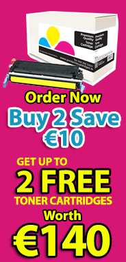 Printer Toner with Twin Pack Offers