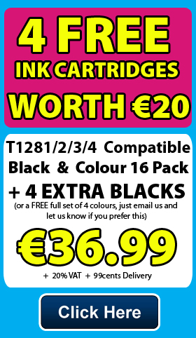 SX130 Ink Cartridges