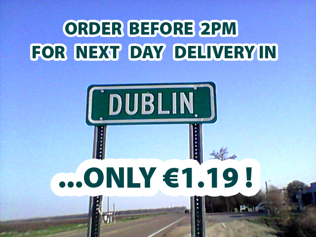 Place your Order for Ink Cartridges in Dublin before 2PM and Get Next Day Delivery Service
