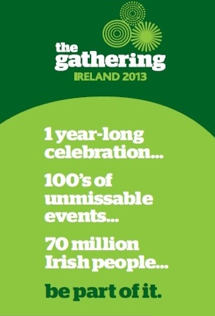 The Gathering in Ireland 2013 - Be a part of it