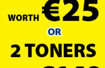 Best Value Ink Cartridges in Galway