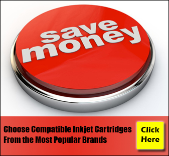 Click Here to Choose Compatible Inkjet Cartridges from the Most Popular Brands and Save Money