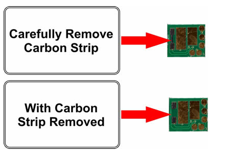 Kodak Ink Cartridges are not being detected by printer.
