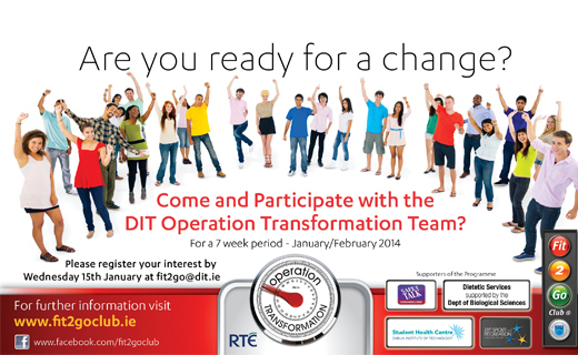 Try our weight-loss resource with Operation Transformation