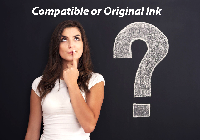 Compatible or Original Ink Cartridges, Which one is more suited to you?