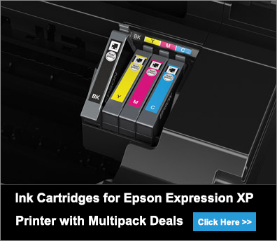 CLICK HERE >> To Get Ink Cartridges for Epson Expression XP Printers with Multipack Deals and Save your Money