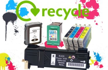 Recycle your Empty Ink and Toner Cartridges and Get Benefit
