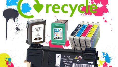 Recycle your Empty Ink and Toner Cartridges‎ and Get Benefit