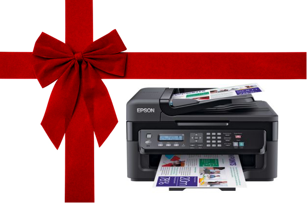 Make a Perfect Christmas Present for your Loved Ones this Year by Giving Epson Workforce Printer