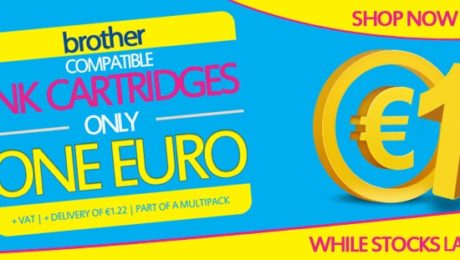Find Top Quality Brother Compatible Ink Cartridges for as little as €1 + VAT and Save your Money