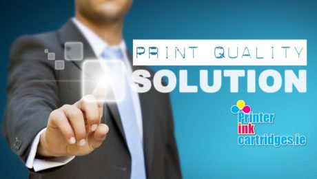 Improve the Print Quality using Print Head Cleaning Procedure