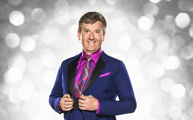 Daniel Odonnell on Strictly Come Dancing
