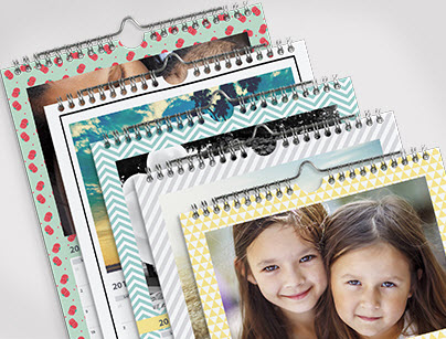 Print your own customized 2016 calendar at low cost with HP or Brother toners