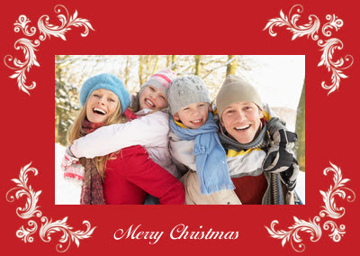 make low cost christmas cards with compatible ink cartridges