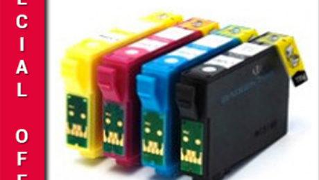 Grab compatible T1295 ink cartridges multipack offer