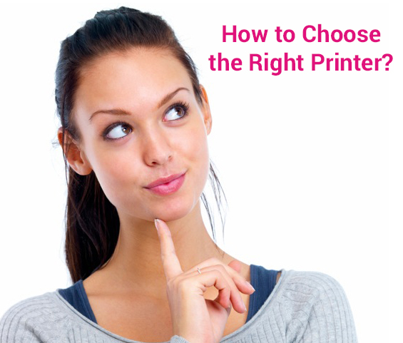 How to Choose the Right Printer for Home or Office Uses