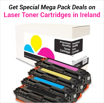 Save your printing cost with high quality compatible laser toners in Ireland