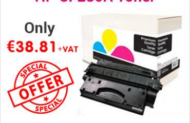 Buy High Capacity Compatible HP CF280A Toner Cartridge