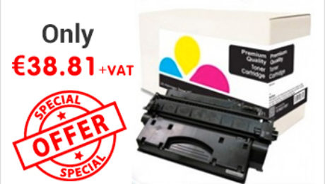 Buy High Capacity Compatible HP CF280A Toner Cartridge