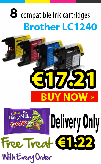 Brother LC1240 Compatible Ink Cartridges