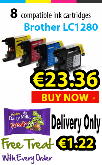 Brother LC1280 Compatible Ink Cartridges
