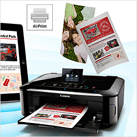 Connect your printer wireless with iPhone with AirPrint