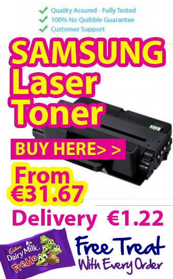 Samsung laser toner