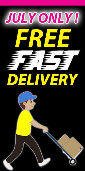 FREE DELIVERY JULY