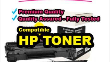 Shop for wide range of compatible HP toner cartridges and make huge savings