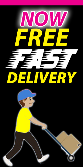 NOW FREE DELIVERY