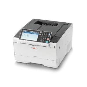 OKI C542dn  laser toner printer