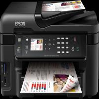 Epson Workforce WF-3520DWF Ink Cartridges