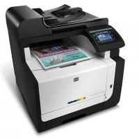 HP Laserjet Pro CM1411FN Toner Cartridges