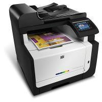 HP Laserjet Pro Cm1415fnw Toner Cartridges