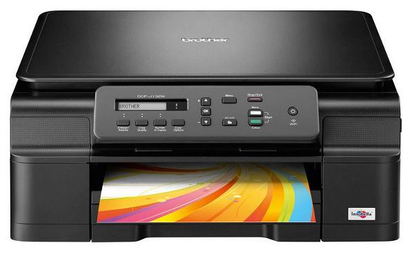 DRIVERS UPDATE: BROTHER DCP-J132W PRINTER