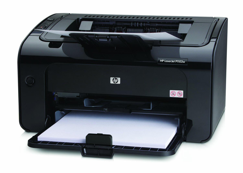 HP Laserjet Pro P1109w Ink Cartridges