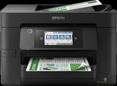 Epson WorkForce Pro WF-4820DWF Ink Cartridges