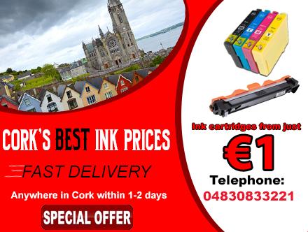 Cork ink
