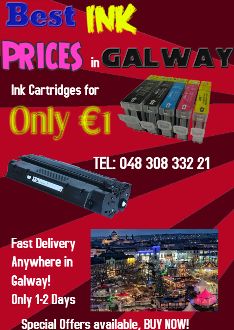 Galway Printer Ink Offers