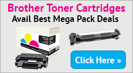 Brother toner cartridges - High quality at lowest price