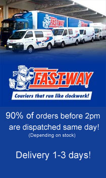 Low cost 1 - 2 day delivery services