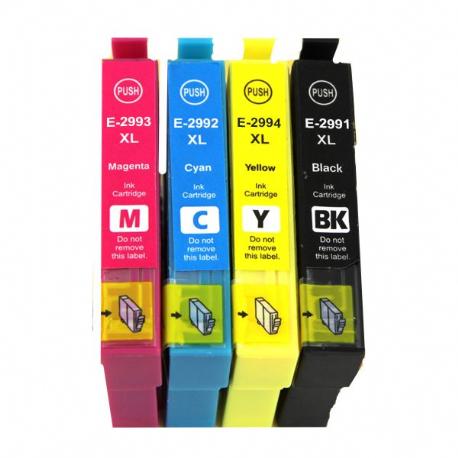 Epson 29xl ink cartridges compatibles
